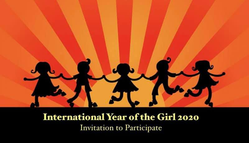 "The United Nations General Assembly declared 11th October, as the ""International Day of the Girl Child"","